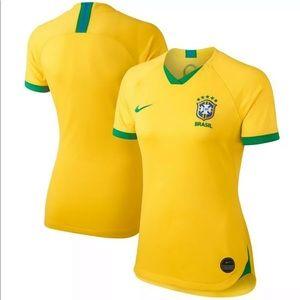 Nike Women's World Cup Brazil 2019 Soccer Jersey